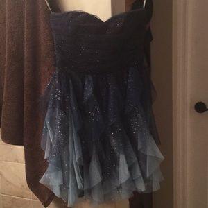Girls fancy mermaid dressy dress